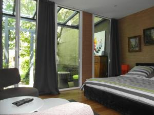Garden in the city, Apartmány  Gent - big - 42