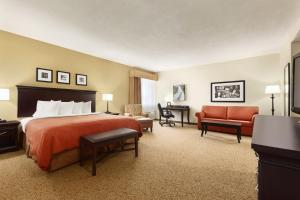 King Junior Suite Room