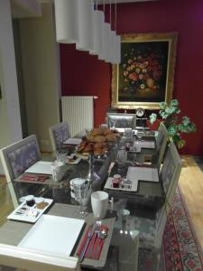 Garden in the city, Apartmány  Gent - big - 33