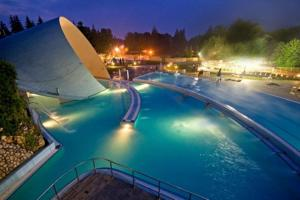 Alfa Hotel és Wellness Centrum, Hotely  Miskolctapolca - big - 20