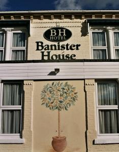 Banister Guest House in Southampton, Hampshire, England