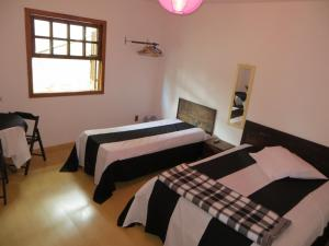 Quadruple Room with 1 Double Bed and 3 Twin beds