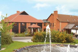 Champneys Springs in Ashby de la Zouch, Leicestershire, England