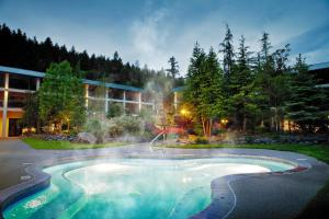 Photo of Bonneville Hot Springs Resort & Spa