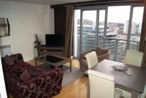 Cranbrook House Serviced Apartments in Nottingham, Nottinghamshire, England