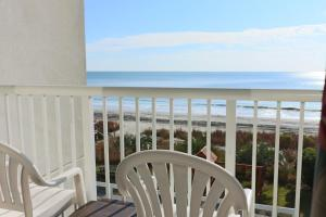 Double Room with Two Double Beds - Ocean View