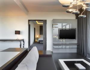 Premium Executive-suite med adgang til club-loungen