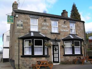 The New Inn in Cinderford, Gloucestershire, England