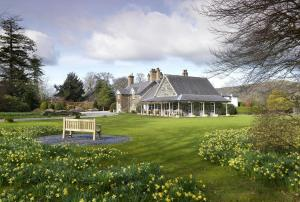 Tyddyn Llan Restaurant with Rooms in Corwen, Denbighshire, Wales