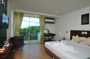 The Flora May Resort, Отели  Songkhla - big - 5