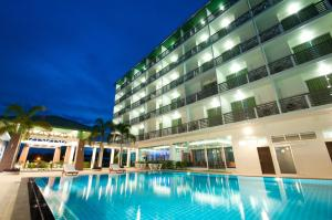 The Flora May Resort, Hotels  Songkhla - big - 12