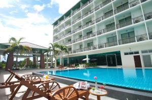 The Flora May Resort, Hotels  Songkhla - big - 11