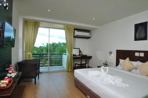 The Flora May Resort, Hotels  Songkhla - big - 4