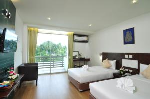 The Flora May Resort, Hotels  Songkhla - big - 15