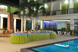 The Flora May Resort, Отели  Songkhla - big - 9