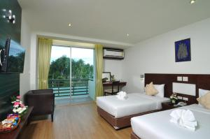The Flora May Resort, Отели  Songkhla - big - 6