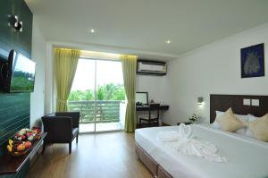 The Flora May Resort, Отели  Songkhla - big - 16