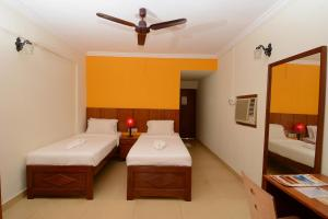 Silver Sands Sunshine - Angaara, Hotels  Candolim - big - 4