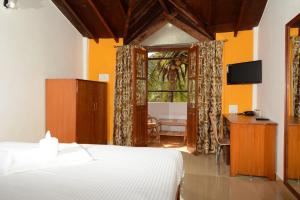Silver Sands Sunshine - Angaara, Hotels  Candolim - big - 5