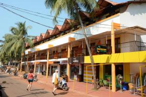Silver Sands Sunshine - Angaara, Hotels  Candolim - big - 39