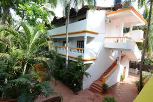 Silver Sands Sunshine - Angaara, Hotels  Candolim - big - 19