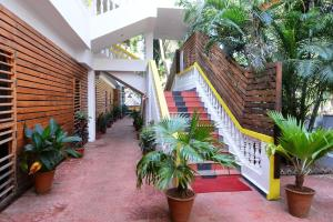Silver Sands Sunshine - Angaara, Hotels  Candolim - big - 16