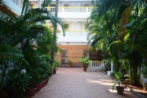 Silver Sands Sunshine - Angaara, Hotels  Candolim - big - 15