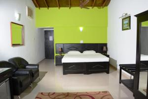 Silver Sands Sunshine - Angaara, Hotels  Candolim - big - 10