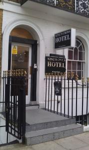 Hotel King's Cross Hotel, Londra