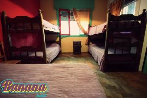 Single Bed in 5-Bed Dormitory Room with Private Bathroom