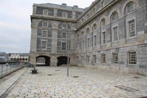Royal William Yard in Plymouth, Devon, England
