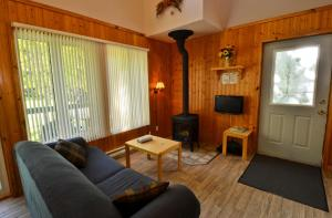Chalet with Two Double Beds