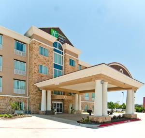 Holiday Inn Express and Suites Forth Worth North - Northlake, Hotels  Roanoke - big - 9