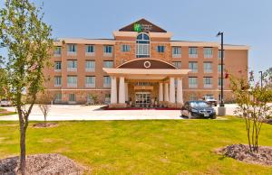 Holiday Inn Express and Suites Forth Worth North - Northlake, Отели  Roanoke - big - 8