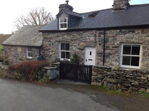 Garth Engan B&B with private lounge in Llanbedr, Gwynedd, Wales