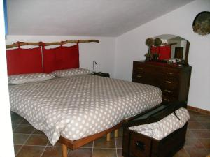 Bed and Breakfast Il Faggio, Apartmanok  Villar San Costanzo - big - 4