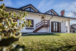 Bed and Breakfast Il Faggio, Apartmanok  Villar San Costanzo - big - 15