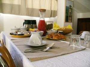 Bed and Breakfast Il Faggio, Apartmanok  Villar San Costanzo - big - 13