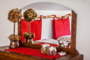 Bed and Breakfast Il Faggio, Apartmanok  Villar San Costanzo - big - 5