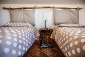 Bed and Breakfast Il Faggio, Apartmanok  Villar San Costanzo - big - 6
