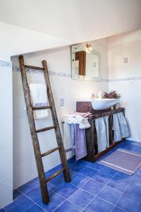 Bed and Breakfast Il Faggio, Apartmanok  Villar San Costanzo - big - 12