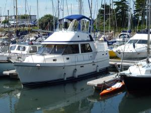 Ariane Classic Motor Yacht in Emsworth, Hampshire, England