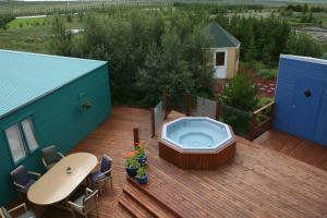 Photo of Iceblue Lodge B&B