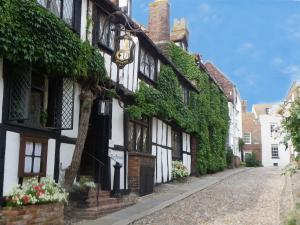 Mermaid Inn in Rye, East Sussex, England
