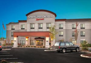 Photo of Spring Hill Suites By Marriott Medford