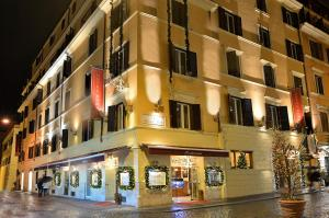 Hotel Homs, Rome