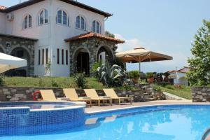 Zeus Hotel, Hotely  Platamonas - big - 59