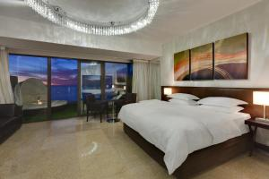 Luxury Double Room with Sea View - Gold