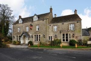 Royal George Hotel in Birdlip, Gloucestershire, England