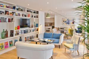 Citadines Sainte Catherine Brussels Aparthotel: pension in Brussels - Pensionhotel - Guesthouses